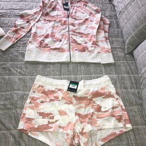 Nike Jacket & Shorts